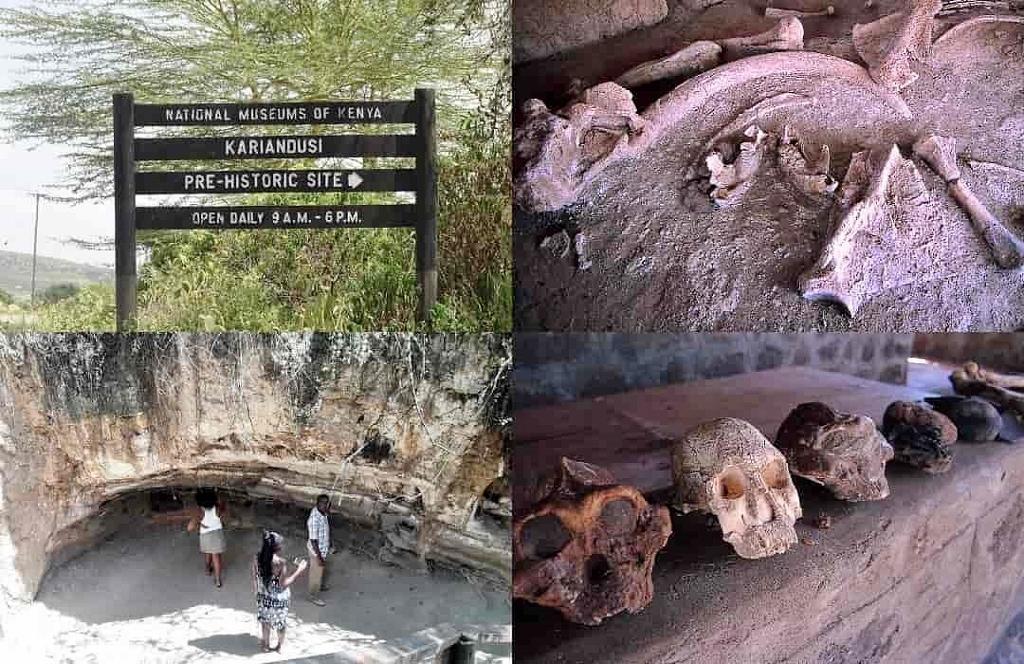 Prehistorické památky v Keni - Kariandusi