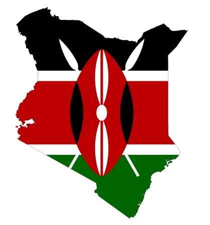 Keňská vlajka