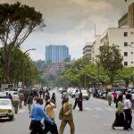 Prohlídka Nairobi
